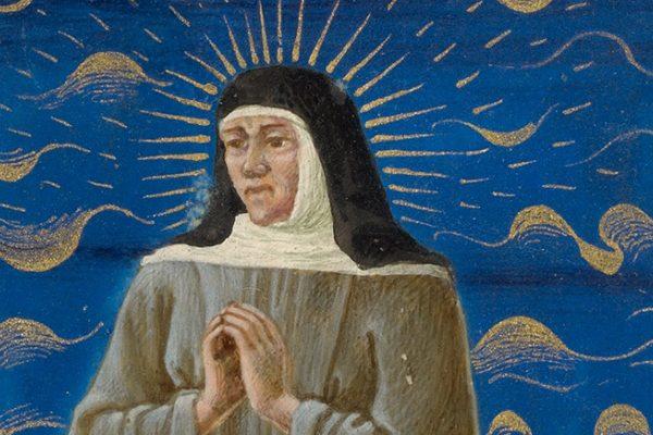 Saint Catharine of Bologna