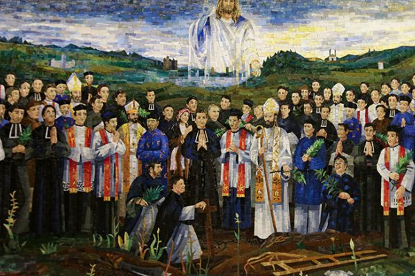 Saint Andrew Dung-Lac and Companions