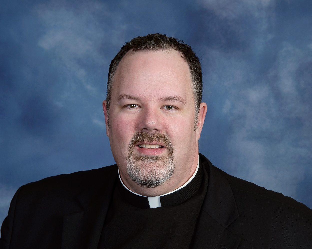 Rev. Chris Weber : Parochial Vicar