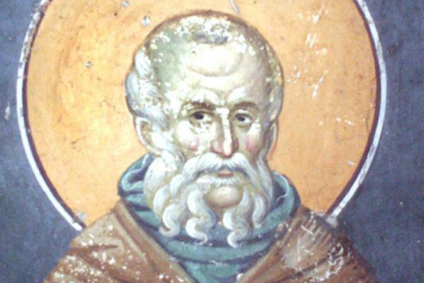 Saint Stephen of Mar Saba