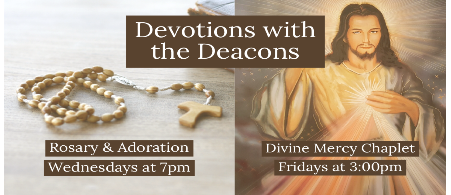Devotions with the Deacons Banner4Website