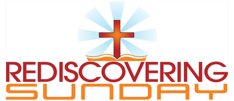 Rediscovering Sunday Logo